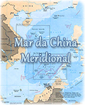 Mapa Mar China Meridional
